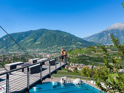 A paradise for children in Dorf Tirol
